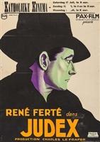 Judex movie poster