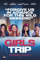 Girls Trip (2017) movie poster #1512536