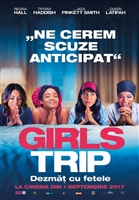 Girls Trip (2017) movie poster #1512564