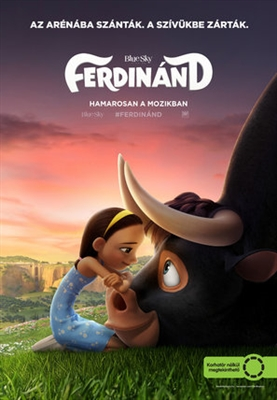 The Story of Ferdinand  poster #1512674