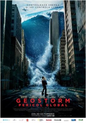 Geostorm poster #1512679