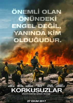 Only the Brave poster #1512766