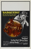 Barquero movie poster