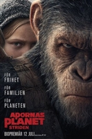 War for the Planet of the Apes (2017) movie posters