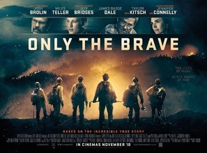 Only the Brave poster #1513236