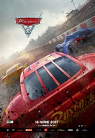Cars 3  (2017) movie poster #1513262