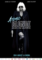 Atomic Blonde (2017) movie posters