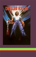 The Driller Killer movie poster