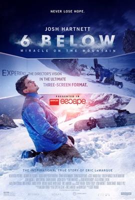 6 Below poster #1513771