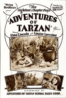 The Adventures of Tarzan movie poster