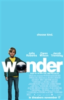 Wonder movie poster