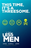 A Few Less Men  movie poster