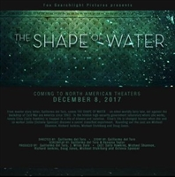 The Shape of Water (2017) movie posters