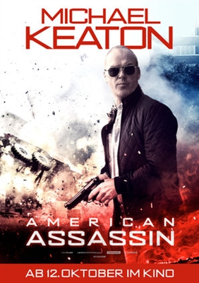 American Assassin poster #1514210