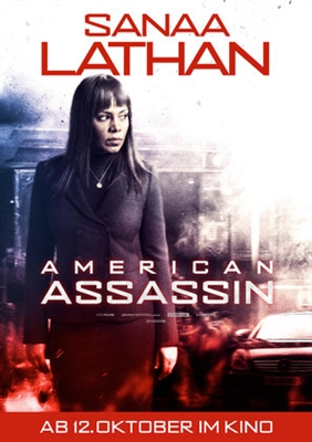 American Assassin poster #1514211