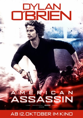 American Assassin poster #1514212