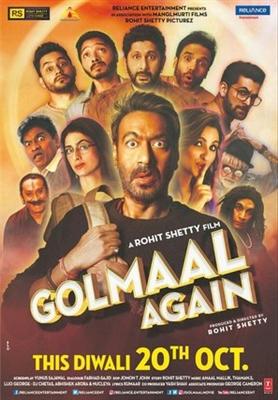 Golmaal Again poster #1514232
