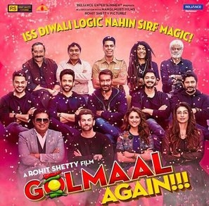 Golmaal Again poster #1514233