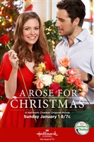 A Rose for Christmas movie poster
