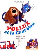 Pollux et le chat bleu #1514392 movie poster