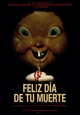 Happy Death Day poster #1514512