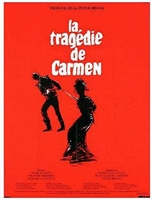 La tragédie de Carmen movie poster