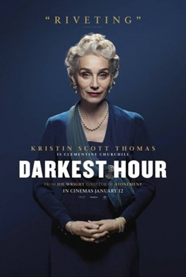 Darkest Hour poster #1514747