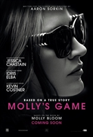 Molly's Game (2017) movie posters