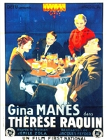 Thérèse Raquin movie poster
