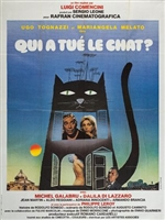 Gatto, Il movie poster