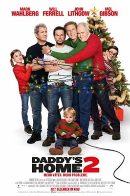 Daddy's Home 2 poster #1515349