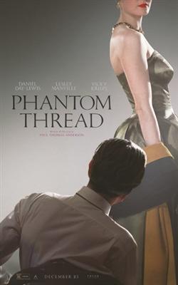 Phantom Thread poster #1515389