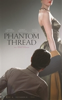 Phantom Thread (2017) movie posters