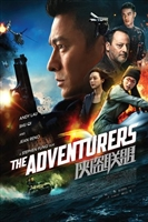 The Adventurers (2017) movie posters