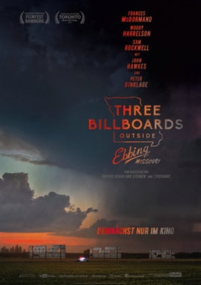 Three Billboards Outside Ebbing, Missouri poster #1515944