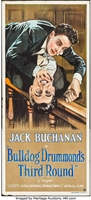 Bulldog Drummond's Third Round movie poster