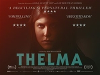 Thelma (2017) movie posters