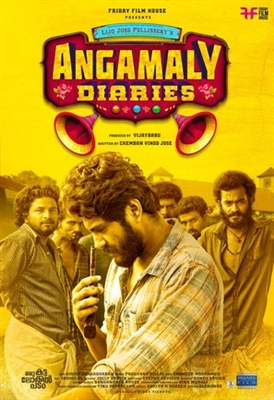 Angamaly Diaries poster #1516499