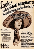 Mademoiselle Midnight movie poster