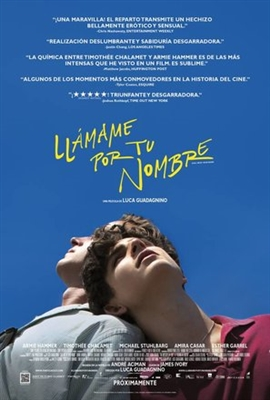 Call Me by Your Name poster #1516845