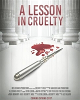 A Lesson in Cruelty movie poster