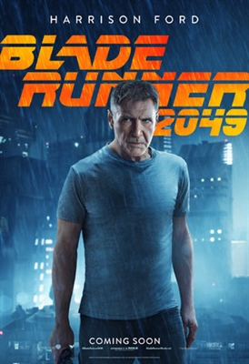 Blade Runner 2049 poster #1516948