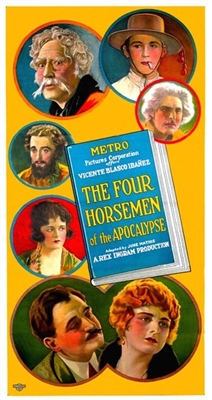 The Four Horsemen of the Apocalypse poster #1517248