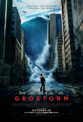 Geostorm poster #1517304