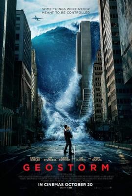 Geostorm poster #1517315
