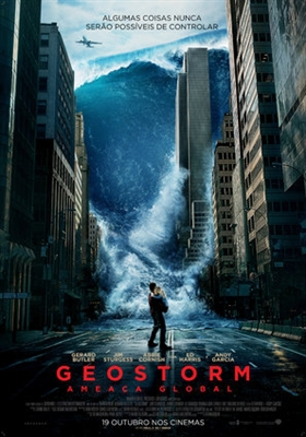 Geostorm poster #1517316