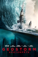 Geostorm movie poster