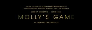 Molly's Game poster #1517695
