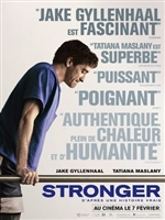 Stronger movie poster