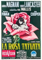 The Rose Tattoo movie poster